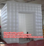 Opblaasbare 2.5m Photo Booth met LED Lights voor Sale