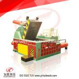 Machine de emballage en acier de chute hydraulique