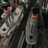 자동적인 두 배 옆 레테르를 붙이는 기계