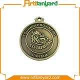 Medaglia del metallo di marchio di disegno di promozione