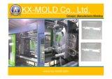 Modelagem por injeção plástica/molde desobstruído da peça do caso