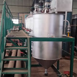 Máquina da refinaria de petróleo do girassol do equipamento da refinação de óleo do petróleo bruto da qualidade superior
