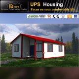 Chambre vivante de vente de conteneur modulaire vert mobile chaud de nécessaire
