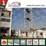 Шатер купола половинной сферы Dia 60m стальной для согласия случая