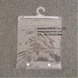 Bolso de ropa a prueba de humedad simple del color de encargo PEVA