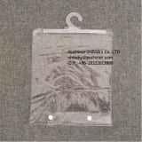 Saco de vestuário Moistureproof simples da cor feita sob encomenda PEVA