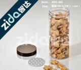 Venta al por mayor respetuoso del medio ambiente transparente envase plástico del tarro de alimentos Plástico