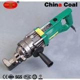 熱い販売の携帯用自動電気油圧鋼鉄Rebarのカッター機械