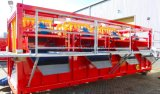Sistema de control de los sólidos del lodo de perforación de la alta calidad para el petróleo o HDD