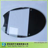 Vidrio Tempered de cristal de la iluminación para la iluminación casera del techo con dimensión de una variable especial