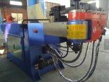 Grand dos hydraulique Semi-Automatique de Dw50nc et machine à cintrer ronde de pipe en acier