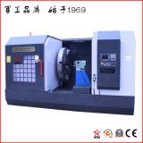 Torno horizontal del CNC de la alta calidad para la rueda de la aleación que trabaja a máquina (CK61125)