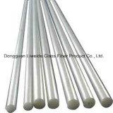 Barre/Rod de la fibre de verre FRP avec le poids léger et l'isolation électrique