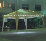 Gazebo with Light/Solar LED Light Gazebo (OCT - FG012)