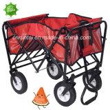 Chariot de plage/chariot se pliant campant de chariot de jardin de chariot