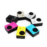 Câmera impermeável subaquática cheia do esporte de HD 1080P 30fps 30m mini DV