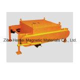 Séparateur magnétique permanent de nettoyage manuel pour enlever le fer
