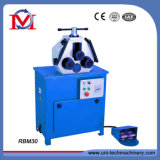 강철봉 수동 둥근 구부리는 기계 (RBM30)