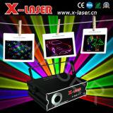 Lumière extérieure de projecteur d'animation du laser RVB d'Ilda 1000MW de carte d'écart-type, étape/lumière exposition de disco, éclairage à rayon laser d'exposition