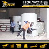 Goldsand-Erz-waschende Schleuse, die den zentrifugalen Konzentrator aufbereitet Maschine anbindet