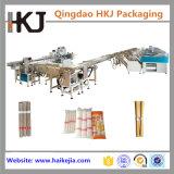 Macchina impacchettante ed imballatrice righe di pesatura & impacchettanti di 8 dei vermicelli automatici