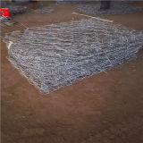 China liefern 1*1*1m das heiße eingetauchte galvanisierte Gabion Ineinander greifen/sechseckigen Maschendraht