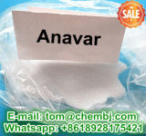HPLC Zuiverheid 99.1% USP35 Oxandrol0ne Anavar Poeder CAS: 53-39-4