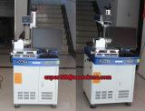 Машина маркировки лазера для отметки стали и лазера волокна вполне заключила