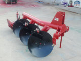 SaleのためのトラクターのMountedの1方法Pipe Disc Plough Implement