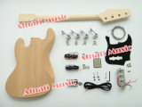 Afanti Music Bass Guitar Kit / DIY Electric Bass Kit (ABK-002)