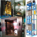 Dumbwaiter degli alimenti della cucina dei pasti di risparmio del ristorante della camera di albergo