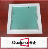アルミニウム粉上塗を施してある天井のアクセスパネルかアクセスドアAP7720