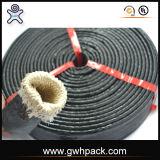 La chemise chinoise de Fireglass d'usine de vente chaude pour protègent l'embout de durites hydraulique