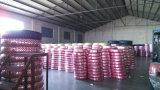 Pneus contínuos industriais do Forklift usados para o gato de Bob (300-15, 315/70-15)