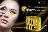 Afy 24k Gold Golden Crystal Collagen Eye Mask