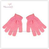 Цветастые Nylon перчатки руки безопасности работы