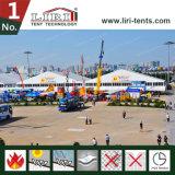 Grande tente de l'exposition 40 x 50 pour le 121st canton juste, tentes justes de canton de tente de Liri