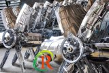 SGS 증명서를 가진 원심 푸시-풀 유형 배기 엔진