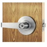 침실 Door를 위한 원통 모양 Lever Handle Lockset