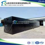 Installation de traitement d'eaux d'égout industrielles et domestiques des prix appropriés garantis de qualité