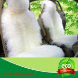 Tampa de assento longa do carro da pele de carneiro do cabelo