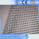 Fabiaxial 플라스틱 Geogrid 20/20 30/30 40/40 120/120kn/M2