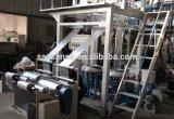 Doppia macchina capa della pellicola dell'HDPE del LDPE dell'espulsore della pellicola