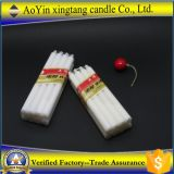 Свечки домочадца оптового высокого качества дешевые белые для рынка Африки