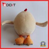 Brinquedo sibilante do animal de estimação do luxuoso do brinquedo do cão da galinha do luxuoso