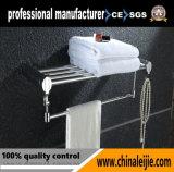 Cremalheira de toalha Polished do aço inoxidável (LJ5501A)