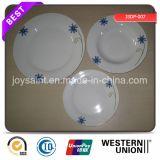 Conjunto de cena redondo de la porcelana del grado del Ab (JSDP-007)