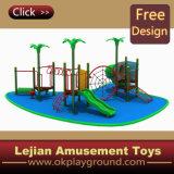 CE plein d'amusement pour enfants Amusement école de jeu extérieure (X1230-4)