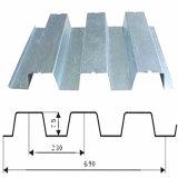 Feuille en acier de toiture galvanisée par pente de plaque d'appui de SGCC
