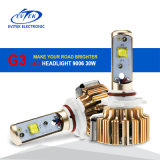 Faro caldo H1 H3 H4 H7 H11 H13 9004 di vendita LED di alta qualità 2016 spedizione veloce 9005 9006 9007 12 mesi di garanzia